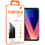 Case Friendly 9H Tempered Glass Screen Protector for LG V30+ (Clear)